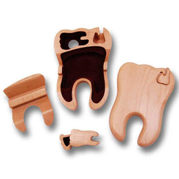 Tooth with Drawer Large Puzzle Box - Boxology