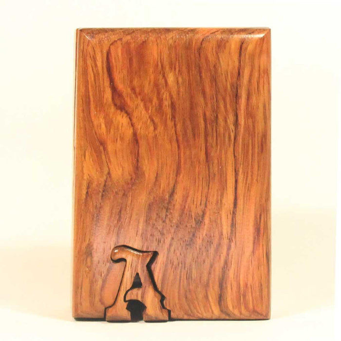 Basic Initial Key Puzzle Box A