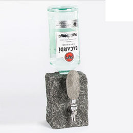 Stone Wine Dispenser