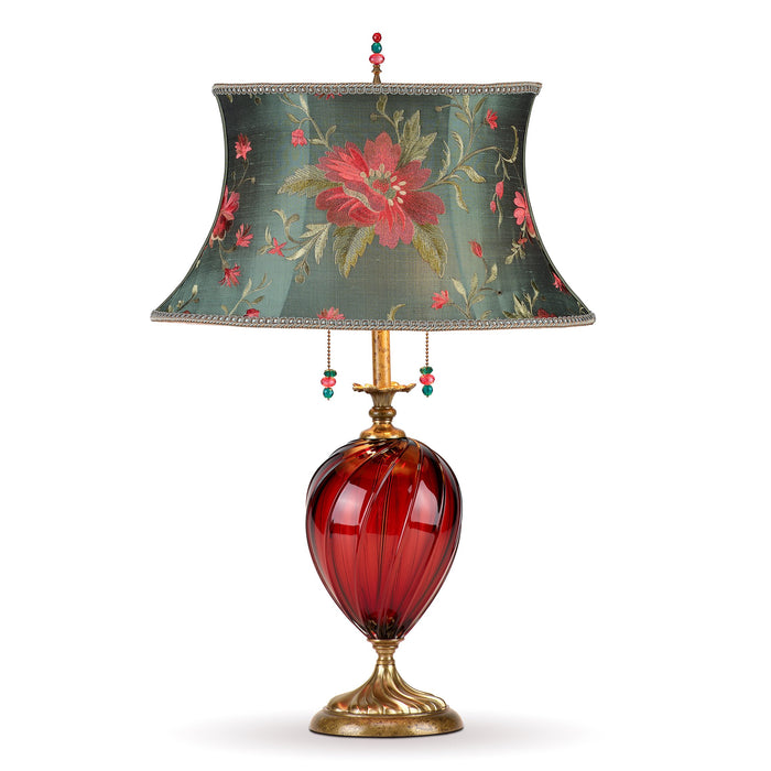 Gladys (red) Lamp