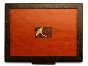 Gingko Leaves Jewelry Box – 3 Drawer