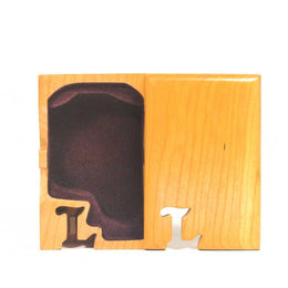 Basic Initial Key Puzzle Box L - Boxology
