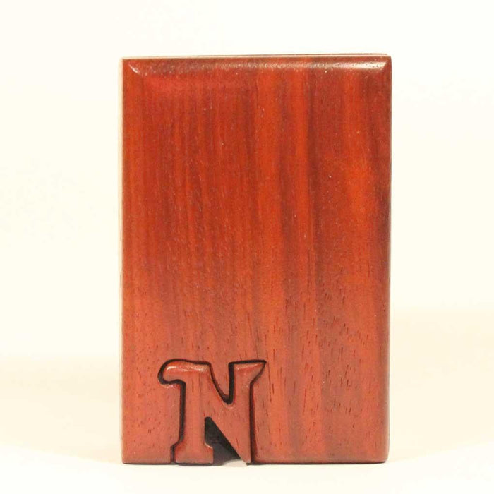 Basic Initial Key Puzzle Box N