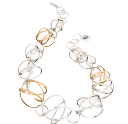 Grand Mobius Necklace