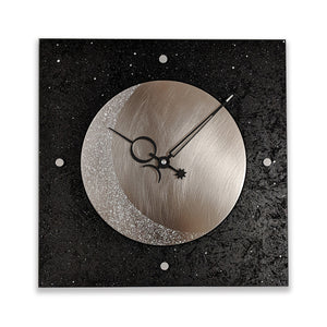 Eclipse 12 Wall Clock