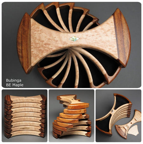 Helical Jewelry Box