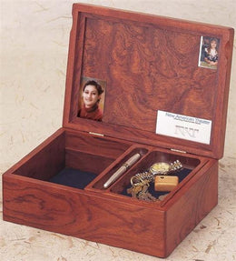 Heartwood Collections Madera Valet Box - Boxology