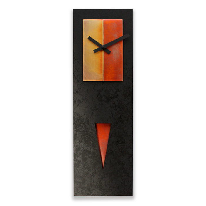 Spike Pendulum Clock