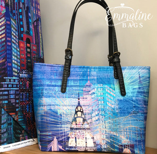 Miss Maggie Kit in blue by Emmaline Bags