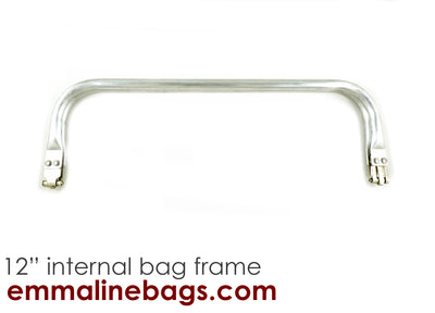 "Internal Tubular Bag Frame:  Large (12"")"