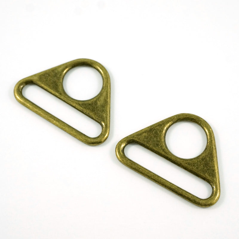 "Triangle Rings: 1 1/2"" (38 mm) (2 Pack)"