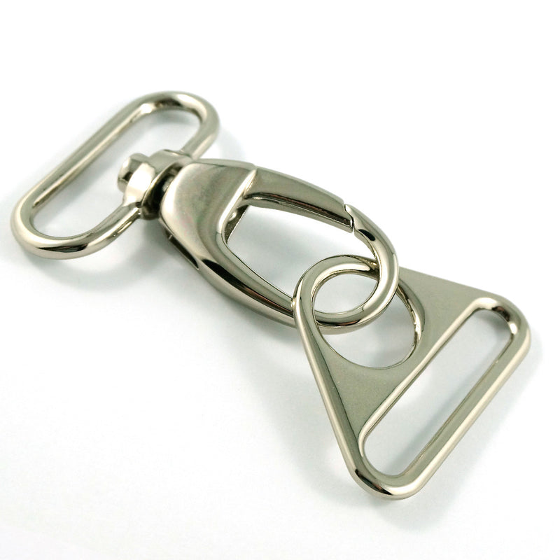 Triangle strap rings for swivel hooks 1 1/2""
