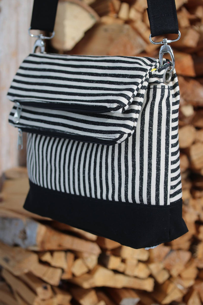 PDF - The Double Flip Shoulder Bag
