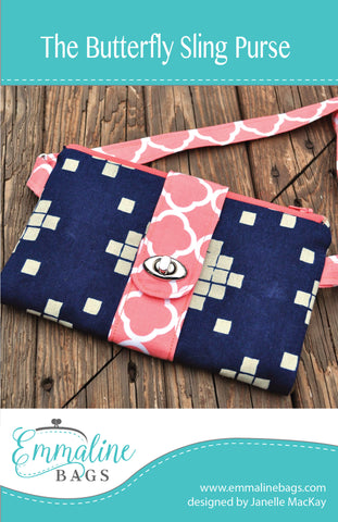 PDF - The Butterfly Sling Purse