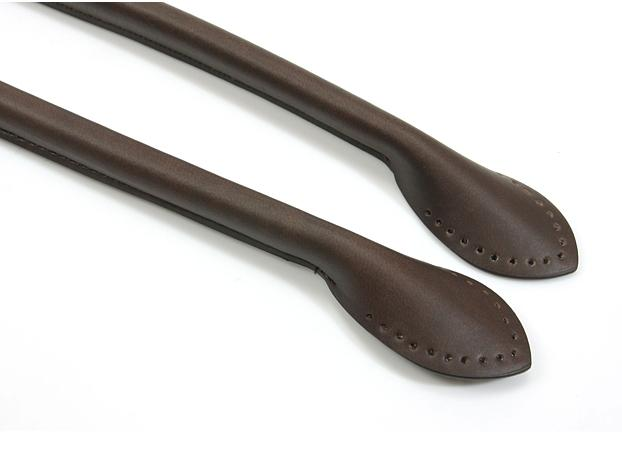 "Handbag & Tote Bag Handles: 19.3"" Rolled Handles (1 Pair)"