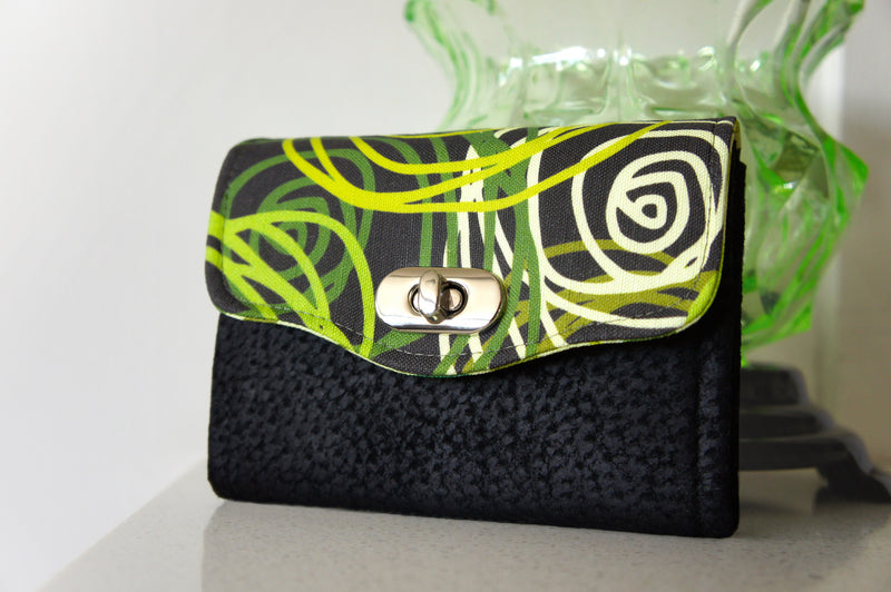 The Emmaline Mini NCW (Mini Necessary Clutch Wallet)