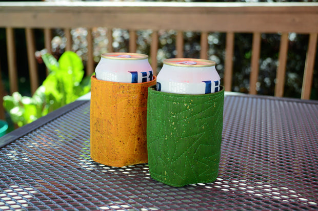 Lined Can Cooler (Paper Pattern) by SewGnar