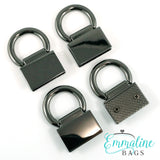"Strap Anchor:  ""Edge Connectors"" - in 6 Finishes (4 Pack) (Previously named ""Edgwena"") 9.99 - 12.99"