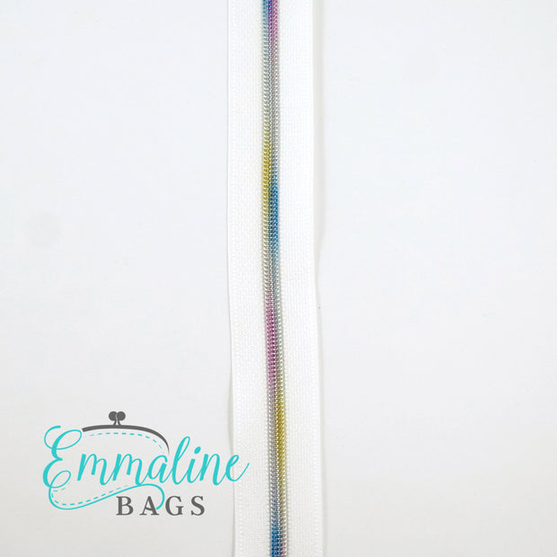 Emmaline Zippers-by-the-Yard - *SIZE#3* (DOES NOT INCLUDE SLIDERS/PULLS)