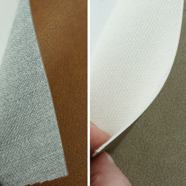 Mora Faux Leather Vinyl -  1/2 YARD