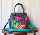 Hardware Kit: The Aster Handbag, by Blue Calla Patterns - 2 VARIATIONS