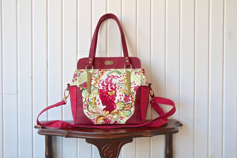 Hardware Kit: The Aster Handbag by Blue Calla Patterns