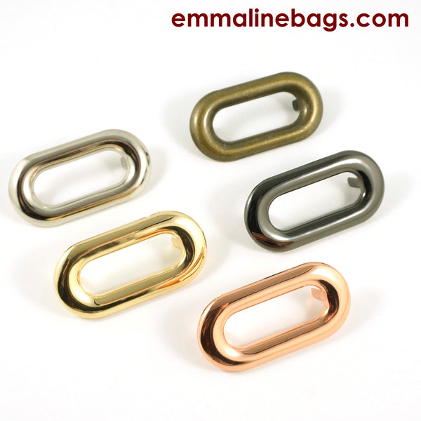 Grommets: Oblong (4 pack)