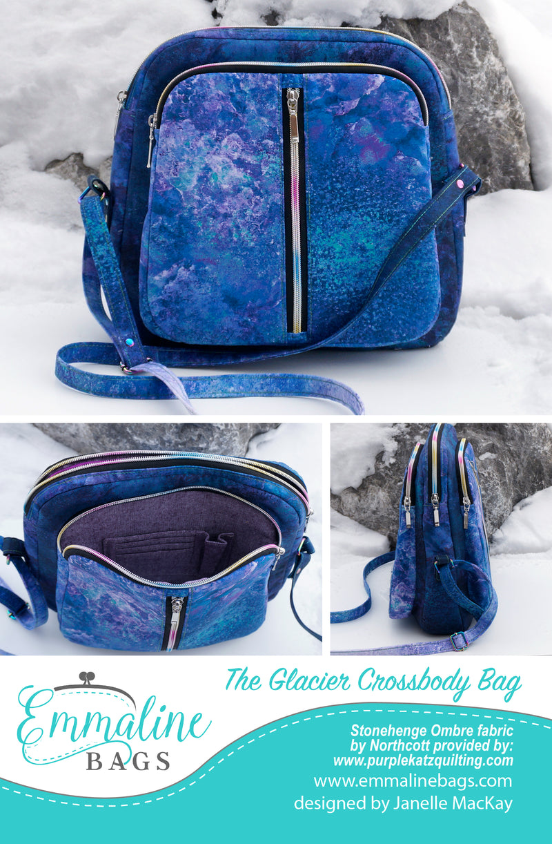 Hardware Kit - The Glacier Crossbody Bag