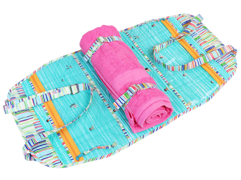 Roll With It Yoga/Towel Bag -  from By Annie (Printed Paper Pattern)