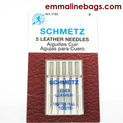 Schmetz Leather Needles (Size 100/16)