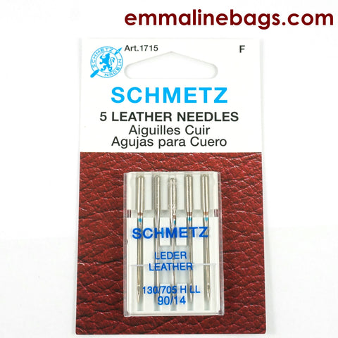 Schmetz Leather Needles (Size  90/14)