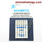 Schmetz Jeans/Denim Needles (Size 100/16)