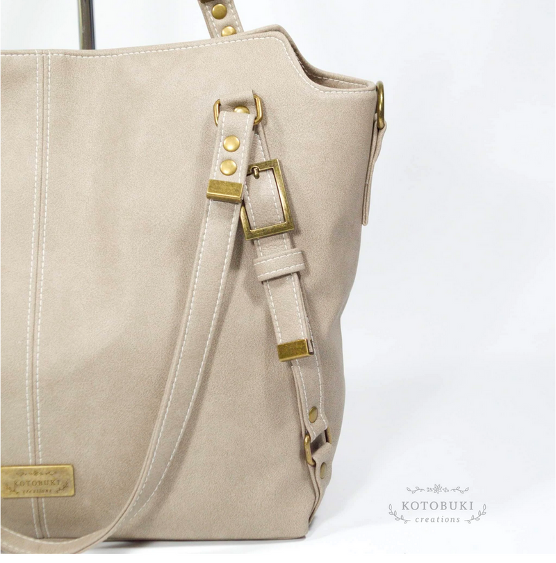 Hardware Kit - The Moonwake Handbag by Lavender & Twine