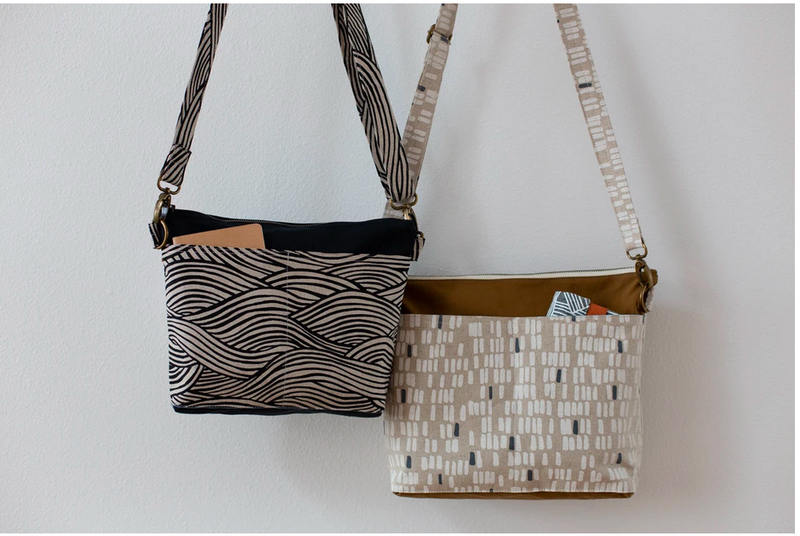 Hillside Tote by Noodlehead (Printed Paper Pattern)