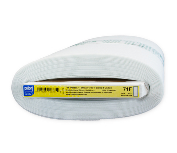 Pellon Peltex, One-Sided Fusible 71F - 1/4 Yard