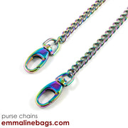 Purse Chain: **SINGLE-LINK** Chain