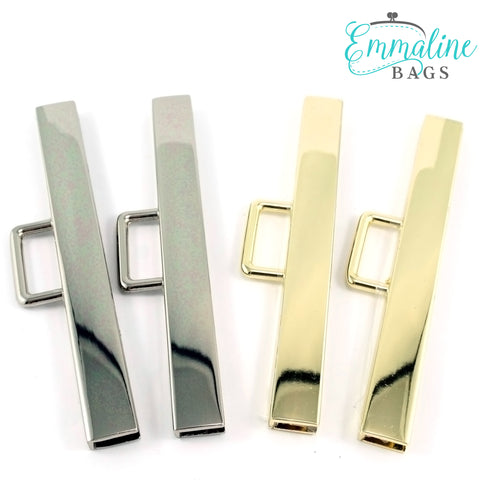 "Strap Anchor:  ""Top Edges"" - in 2 Finishes (4 Pack)"