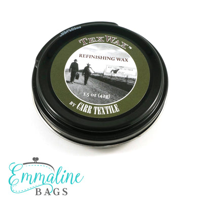 TexWax™ Ointment Tins for Re-Waxing Canvas