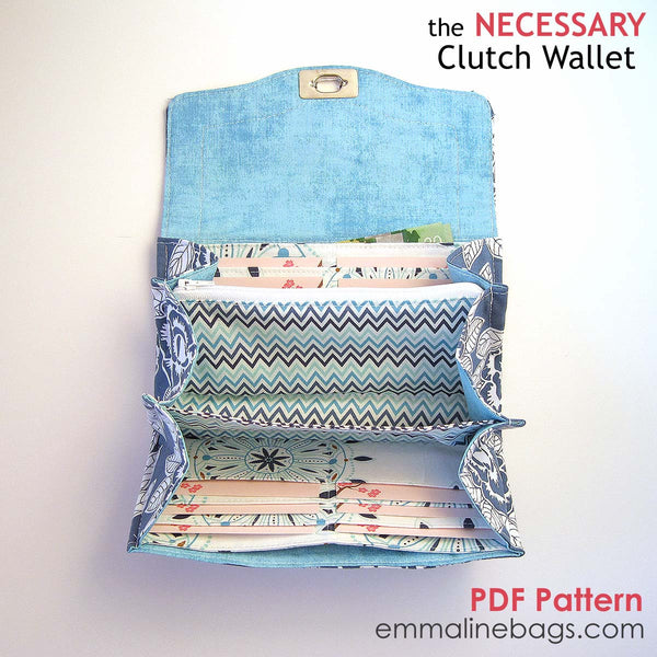 Emmaline Bags The Necessary Clutch Wallet Pdf