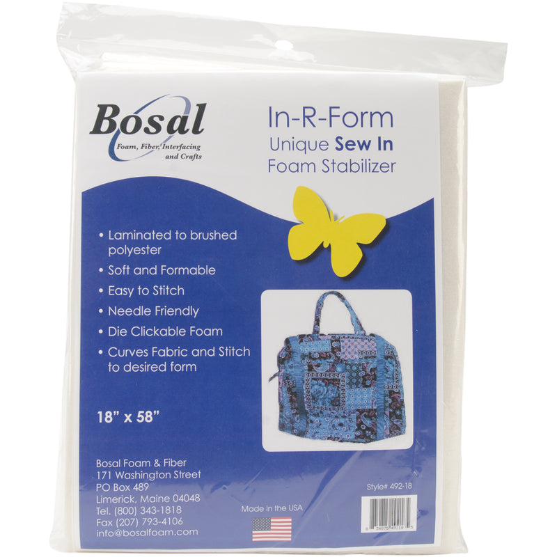 Bosal in-r-foam stabilizer