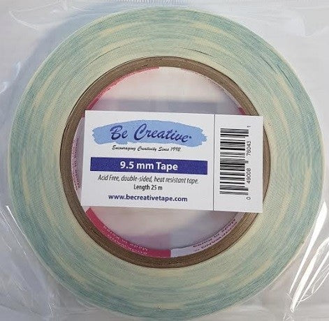 Be Creative 9.5 mm Double-Sided Tape (25m)
