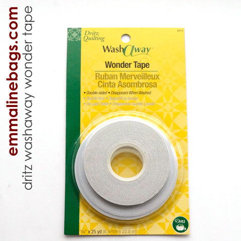 """WashAway"" Wonder Tape - Large Roll"