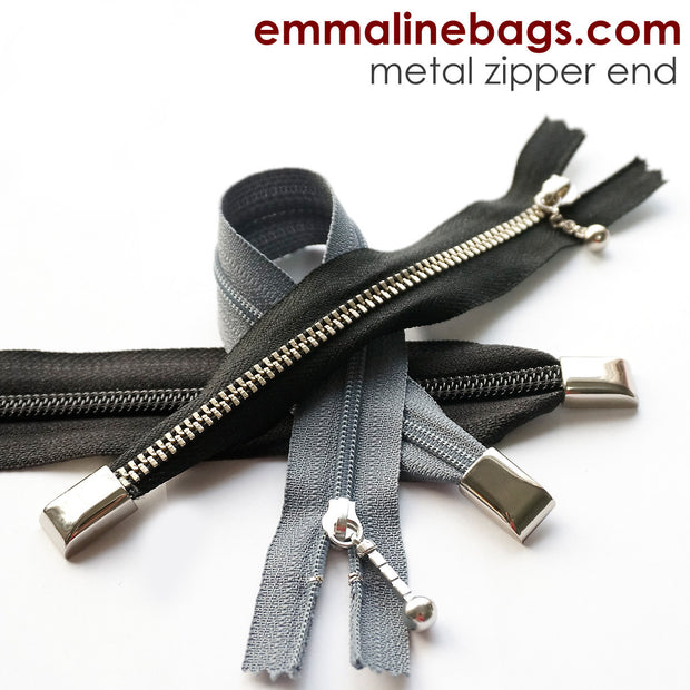 Assorted Zippers with Ends