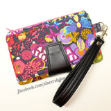 Pearl Wallet Clutch by Swoon Sewing Patterns (Printed Paper Pattern)