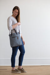 Redwood Tote by Noodlehead (Printed Paper Pattern)