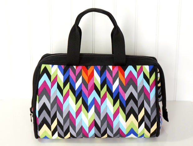 Paper Pattern - The Luxie-Lunch Bag