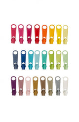 #4.5 by Annies Zipper Pull Sets
