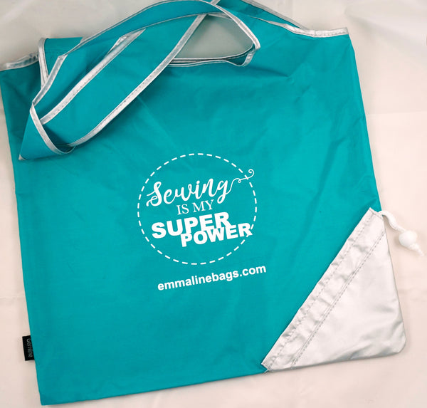 SHOPPING BAG - Sewing is my Super Power!
