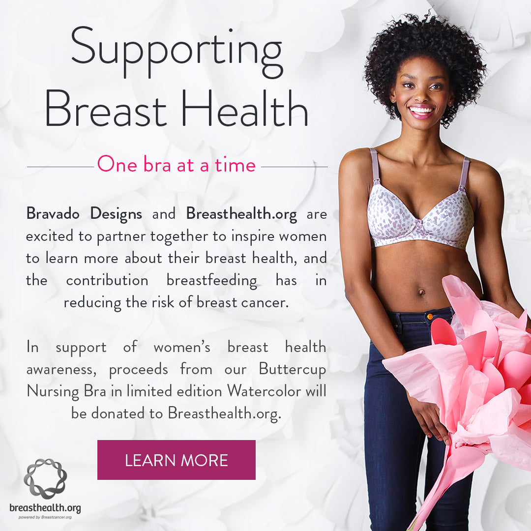 Support Breast Health - One bra at a time
