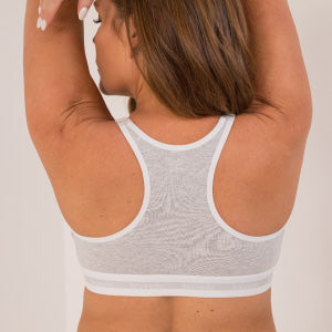 Easy access nursing bra accessory